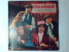 "CHAMPAGNE Valentino 7"" ITALY UNIQUE PICTURE SLEEVE"