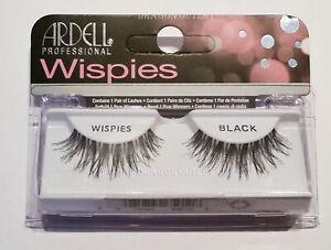 Ardell WISPIES Black False Eyelashes - Premium Quality Fake Lashes!