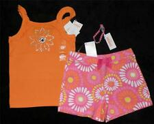 New Gymboree Wild For Zebra Girls size 3 Shorts Tank Top Shirt Bracelet Clothes