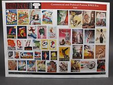 Reality In Scale 35030 ww2 commercial & political posters Italy 1:35 scale