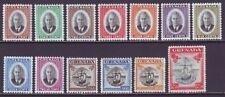 Grenada 1951 SC 151-163 MH Set