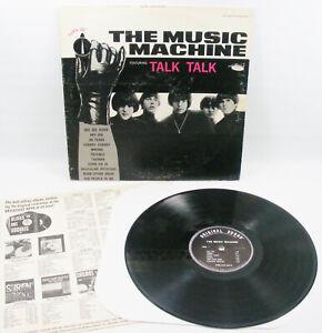 "The Music Machine "" Turn On "" ~Talk,Talk 1966 Original Sound OSR-LPM-5015 Mono"