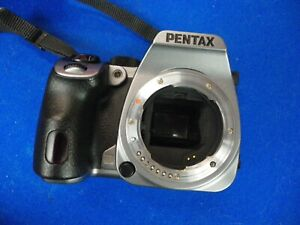 Pentax K K-70 24.0MP Digital SLR Camera - Silver (Body Only) Ricoh