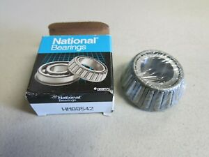 National HM88542 Differential Pinion Bearing fits Dodge, Ford 1969 - 2014