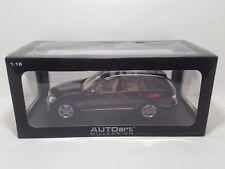 Mercedes-Benz C-Klasse Avantgarde Black AUTOart 1:18 76267