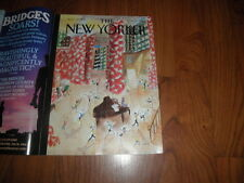 "NEW YORKER Magazine-""TINY DANCERS""- Mint-No Label-March 31,14_J.J. SEMPE"