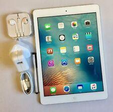 Nº de grado A # Apple iPad Air 32GB, Wi-Fi, 9.7in - Plateado, pantalla Retina + extras