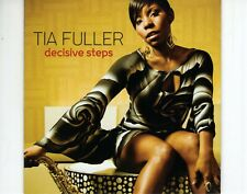 CD TIA FULLER	decisive steps	2010 NEAR MINT	jazz	 (B4226)