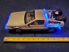 Back To The Future Ii DeLorean Time Machine Diamond Select Model 2010