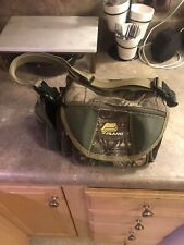 Make Offer - 3380 Camo Softsider Fishing Tackle Canoe Bag Stowaway Pre-owned