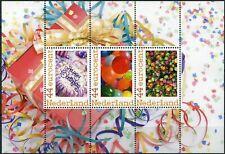 Nederland 2562-D-7 Postset Verjaardag vel en kaarten in postbox