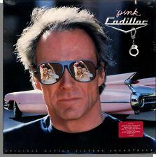 Pink Cadillac (1989) - New Original Soundtrack LP Record! WB 9-25922-1