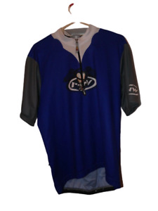"""Blue Northwave Cycling Top Size XL? will Fit 42"""" chest M Jersey Biking Cycle"""