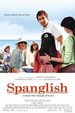 SPANGLISH 27X41 AUTHENTIC DOUBLE SIDED OFFICIAL THEATRE POSTER