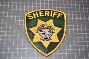 Deschutes County Oregon Sheriff Patch (US-Pol)