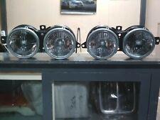 BMW E21 headlights complete HELLA  !NEW! NLA OEM 63121362681 63121362682