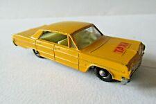 Matchbox Lesney No 20 Chevrolet Impala taxi