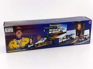 Action NHRA Drag Racing BLAINE JOHNSON TRAVERS Top Fuel Dragster 1:24 1996