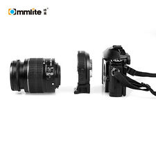 Repair- Commlite Electronic Aperture Control Canon EOS lens to Micro 4/3 adapter