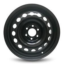 "New 17"" 6 Lug 2006-2009 Pontiac Montana Black Steel Wheel Rim 6x115mm 17x6.5"""