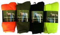 6 Pairs Adults Mens Thick Winter Warm Sock Thermal Work Socks