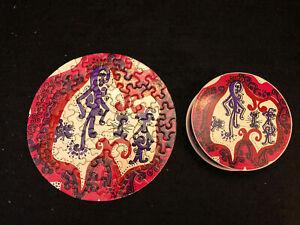 "Vintage 1968 Springbok Mini Thingie Puzzle ""Martian Mollies"" by Sandy Miller 7"""