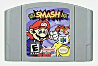 Super Smash Bros For Nintendo N64 Video Game Console US Version