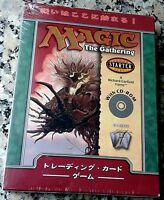 MAGIC THE GATHERING MTG 7th Edition Starter NEW Box 2001 RARE Japanese Edition
