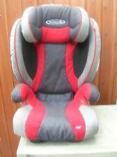 Storchenmühle Kindersitz Ipai Seatfix Gruppe II/III dynamic-red 15-36 KG