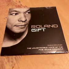 """Roland Gift- """"Album"""" Sampler (CD), Selections From Self Titled 6 Song CD, New"""