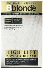 Jerome Russell Bblonde - Powder Bleach - Maximum Blonde 4 x 25g Strong Lightener