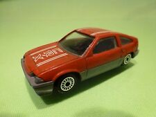 ZEE D79 JAPAN HONDA CR-X CRX - RED 1:60? L7.0cm - GOOD CONDITION