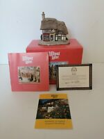 Lilliput Lane The Toy Shop Village Shops Collection 1994 Boxed With Deeds
