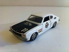 Corgi Toys - 303 - Roger Clark's 3L V6 Ford Capri (1/43)