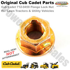 Cub Cadet 712-0459 Flange Lock Nut for Lawn Tractors & Utility Vehicles