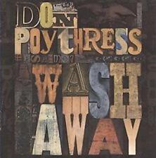 CD Don Poythress wash away Live praise & Worship NUOVO & OVP Paul baloche
