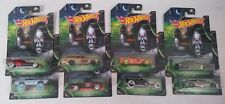 Hot Wheels 2017 Happy Halloween 1/64 Diecast Complete Set of 8 Cars Mint on Card