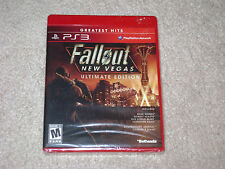 FALLOUT NEW VEGAS ULTIMATE EDITION...PS3...***SEALED***BRAND NEW***!!!!!