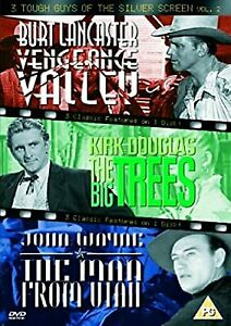 3 Tough Guys Of The Silver Screen - Vol. 2 - Vengeance Valley / The Big Trees /
