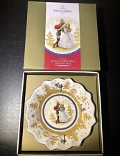 VILLEROY & BOCH Annual Christmas Edition 2014 Jahresschale Teller Aschenputtel