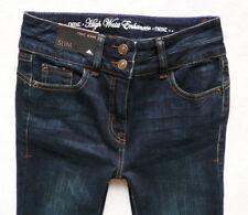 Indigo, Dark wash High Petite Slim, Skinny Jeans for Women