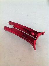 """Red Inserts for XXR 507 Wheel Kit 20"""" One Cover Includes Screws 50720"""