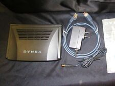 DYNEX DX-E402 WIRED ETHERNET BROADBAND ROUTER 4 PORTS