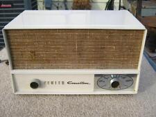 Zenith Constilation.Tube Type AM Table Radio Restored Chassis Model XD50W  1961