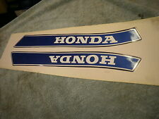 HONDA CB250N CB400N  SUPERDREAM PETROL TANK DECAL