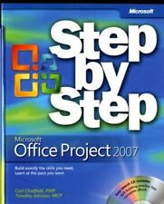 NEW - Microsoft Office Project 2007 Step by Step
