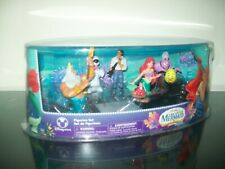 Disney Little Mermaid  Play Set Figurines Cake Toppers New in Package Rare
