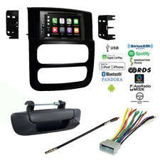 Pioneer CarPlay USB Bluetooth Car Stereo+Backup Camera+02-05 Dodge Ram Dash Kit