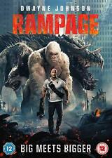 Rampage DVD Digital Download 2018 Dwayne Johnson