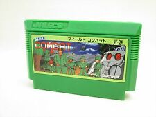 Famicom FIELD COMBAT Cartridge Only Nintendo Import JAPAN Game fc